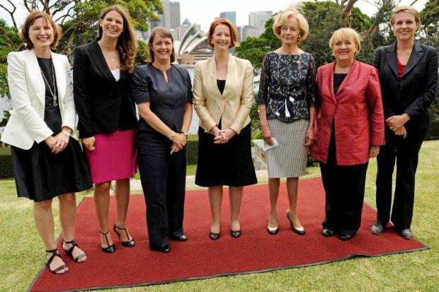 Labor's women