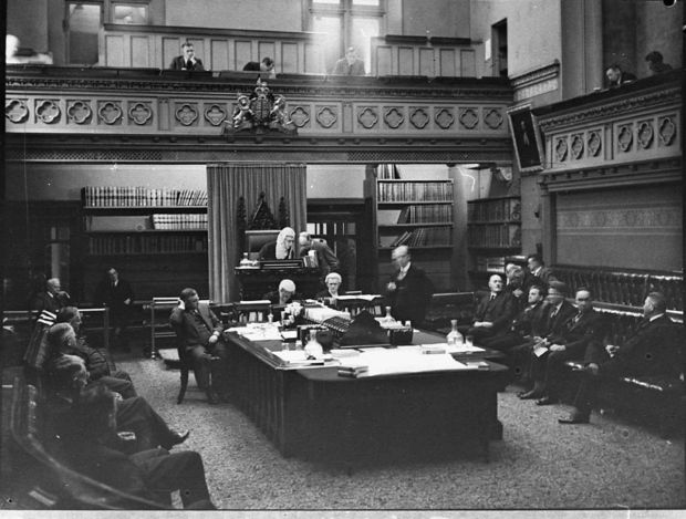 SLNSW_20846_AUP_Greater_Newcastle_bill_being_passed